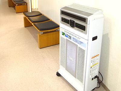 吸引空気清浄機